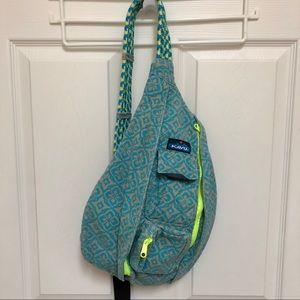 KAVU Rope Sling Bag/Active Hiking Crossbody